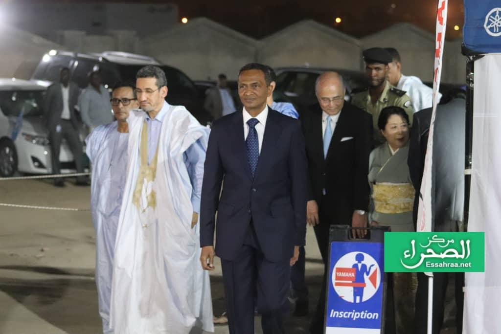 حفل استقبال السفارة اليابانية (المصدر :الصحراء)
