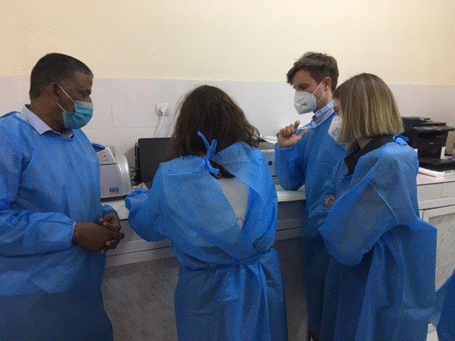 آلمانيا تقدم مساعدات طبية لموريتانيا ـ (المصدر: الإنترنت)