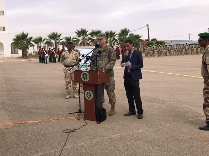 قائد القوات الأميريكية الخاصة في إفريقيا (المصدر: حساب السفارة الأميريكية على الفيس بوك)