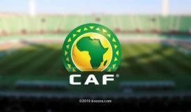 شعار الإتحاد الإفريقي كاف