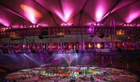 حفل انطلاق أولمبياد طوكيو 2021- انترنت