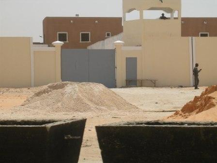 السجن المدني بنواكشوط- المصدر (انترنت)