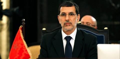 الأمين العام لحزب العدالة والتنمية سعد الدين العثماني- المصدر (انترنت)