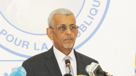 رئيس حزب UPR سيد محمد ولد الطالب أعمر- المصدر: (الانترنت)