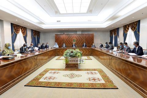 مجلس الوزراء (المصدر: و.م.ا)