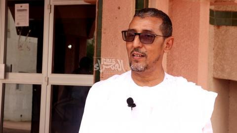 محمد أحمد ولد الحاج سيدي