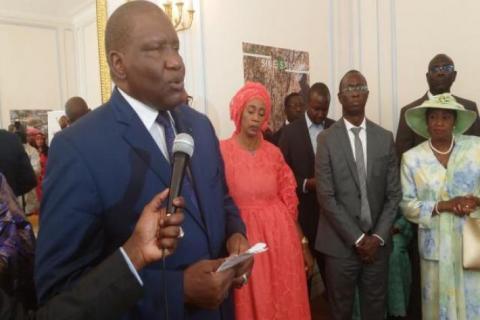 السفير السنغالي لدى نواكشوط مصطفى اندور ـ (المصدر: الإنترنت)