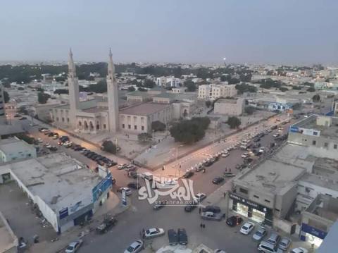 مدينة نواكشوط- المصدر (الصحراء)