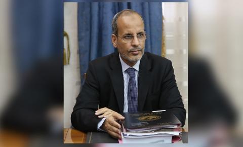 وزير التهذيب الوطني والتكوين والإصلاح ماء العينين ولد أييه (أرشيف)