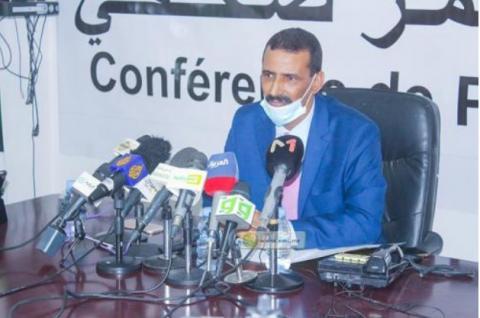 رئيس الهيئة الحسين ولد امد (ارشيف - انترنت)