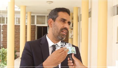 النائب محمد بوي ولد الشيخ محمد فاضل ـ (المصدر: الصحراء)