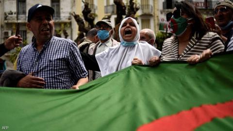 تظاهرات في الجمعة 115 من عمر الحراك الجزائري