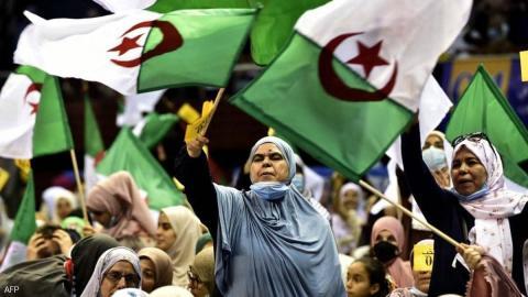 انتخابات الجزائر تبدأ في 12 يونيو