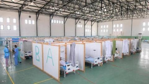 حالات الإصابة بكورونا شهدت ارتفاعا غير مسبوق في تونس مؤخرا.