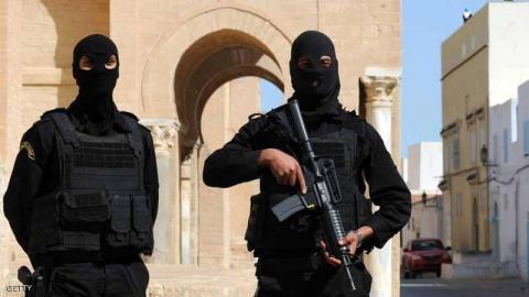 عناصر أمنية تونسية. أرشيفية