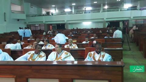جلسة برلمانية للجمعية الوطنية (أرشيف الصحراء)