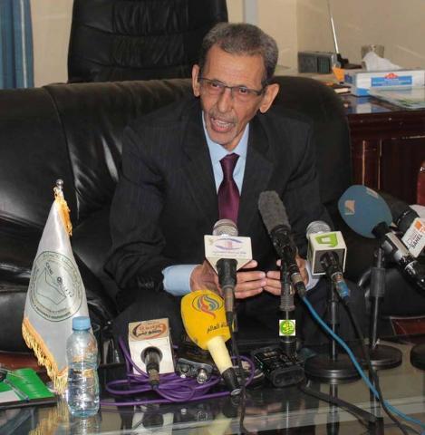 محمد فال ولد بلال - صورة من وما