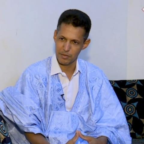 محمد الامين سيدي مولود