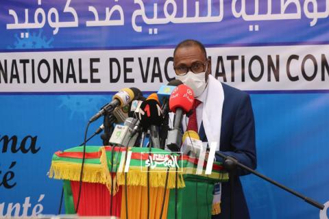 """طلاق حملة لتقيح 120 ألف شخص ضد """"كورونا"""" ـ (المصدر: الصحراء)"""