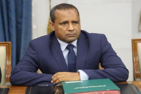 الوزير محمدو احمدو امحيميد ارشيف