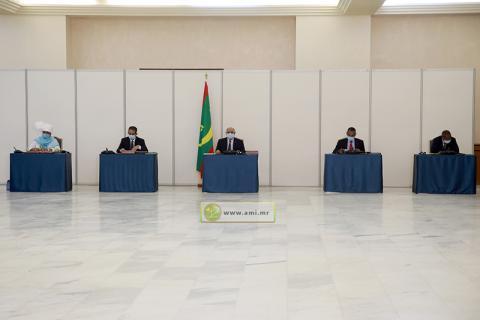 اجتماع مجلس الوزراء - و م أ