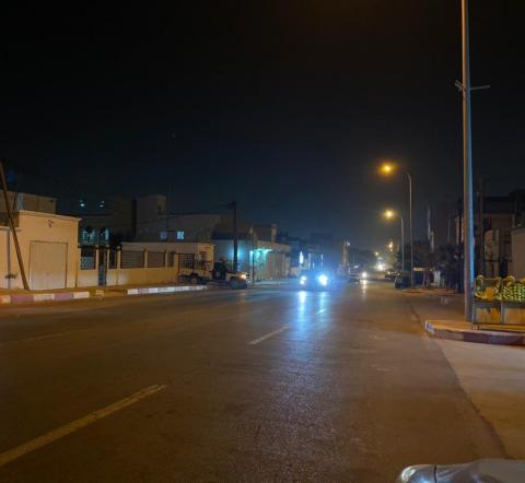 الشرطة تغلق المقر الفرعي لحزب الرباط ـ (المصدر: الإنترنت)