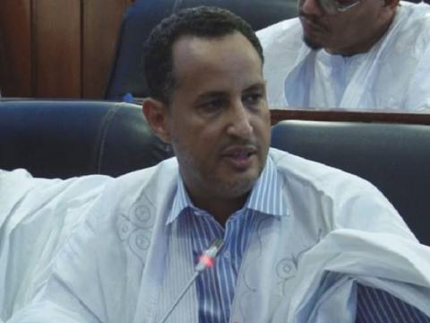 السيناتور السابق محمد ولد غده – (المصدر: الإنترنت)