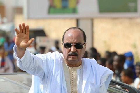 الرئيس محمد ولد عبد العزيز