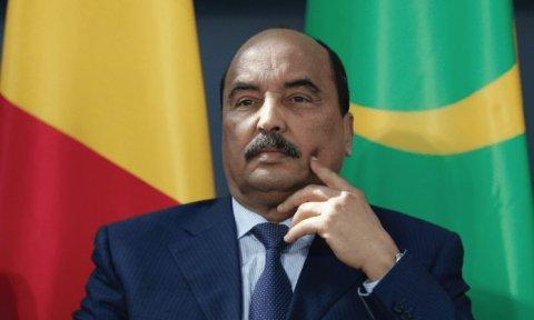 الرئيس السابق محمد ولد عبدالعزيز - (المصدر:afrik)