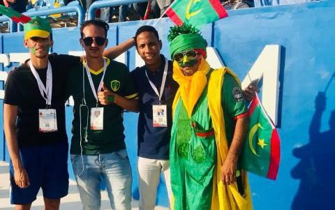 طلاب موريتانيا في مصر