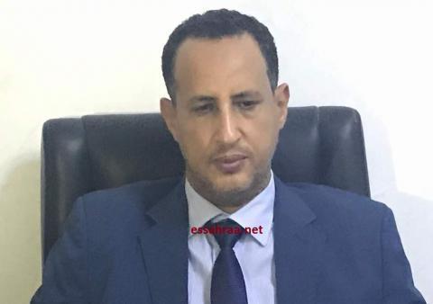 محمد ولد غده-(المصدر: أرشيف الصحراء)