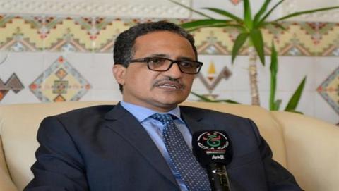 السفير السابق إسلكو ولد أحمد إزيد بيه ـ (المصدر: الإنترنت)