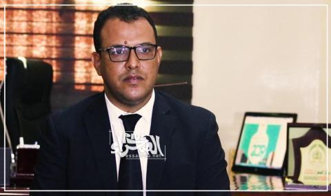 الدكتور محمد يحيى ولد احمدناه مكلفا بمهمة في وزارة الداخلية - (أرشيف الصحراء)