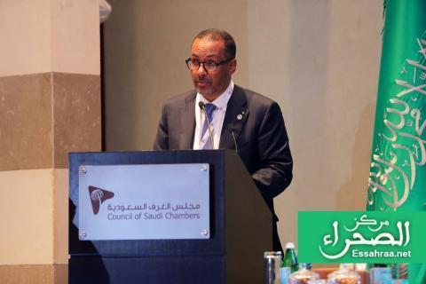 رئيس الاتحاد الوطني لأرباب العمل- المصدر (الصحراء)