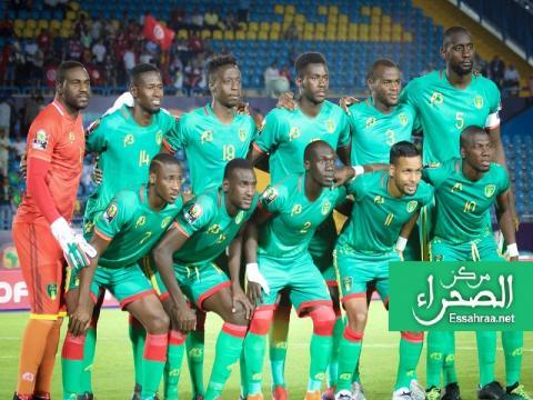 المنتخب الوطني الأول في ظهوره بكأس أمم الافريقيا الأخيرة - الصحراء
