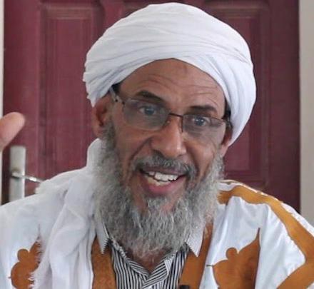 أحمد فال ولد صالح