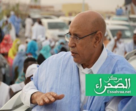 الرئيس المنتخب محمد ولد الغزواني - (المصدر: الصحراء)