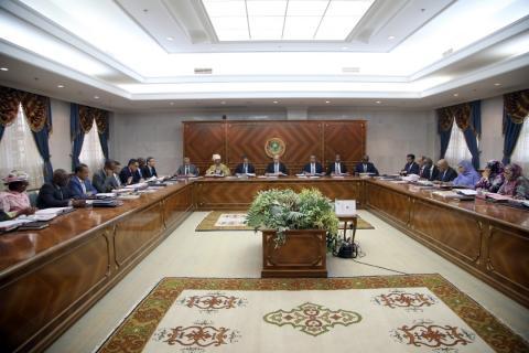 مجلس الوزراء(المصدر وما)