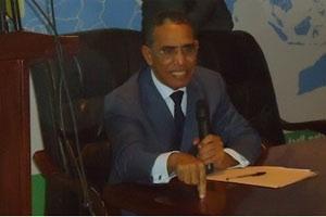 الأستاذ الدكتور إزيدبيه ولد محمدمحمود