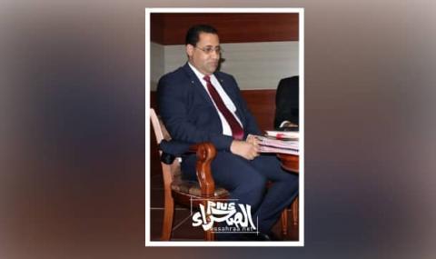المدير العام لشركة اسنيم المختار ولد اجاي ـ (أرشيف الصحراء)