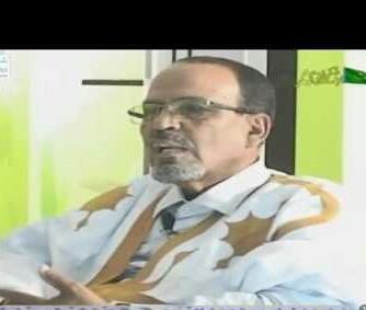 محمد محمود ولد الشيخ الحسن
