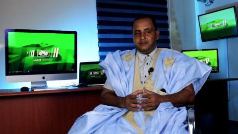 """عضو منسقية """"مدد"""" المصطفى ولد كاري- المصدر (الصحراء)"""