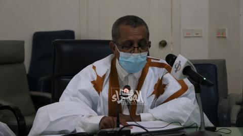 رئيس الفريق البرلماني للصداقة الموريتانية اليابانية ـ (أرشيف الصحراء)
