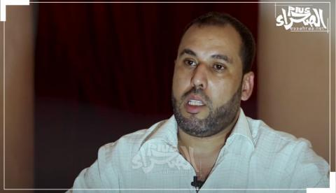 محمد راضي مدير مقهى مغربي في نواكشوط ـ (المصدر: الصحراء)