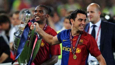 تشافي أكثر لاعب ارتدى قميص برشلونة عبر التاريخ