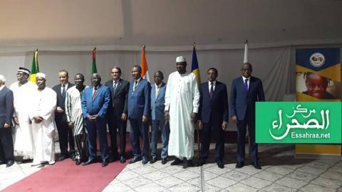 اجتماع مجلس وزراء دول الساحل الخمس  (المصدر: الصحراء)