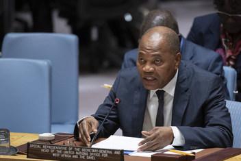 بن شمباس (المصدر: UN News)