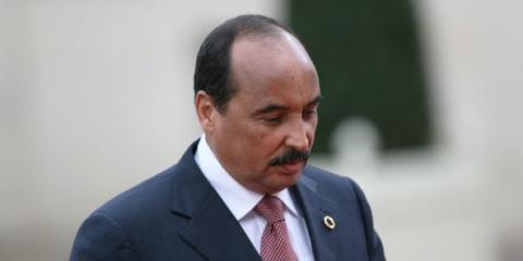 الرئيس السابق ولد عبد العزيز ـ (المصدر: jeuneafrique)