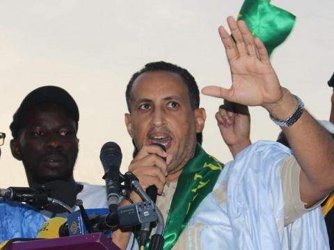 السيناتور السابق محمد ولد غده - (المصدر: الإنترنت)