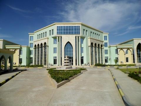 مقر مجموعة نواكشوط الحضرية التي ستحال إلى المجلس الجهوي الجديد